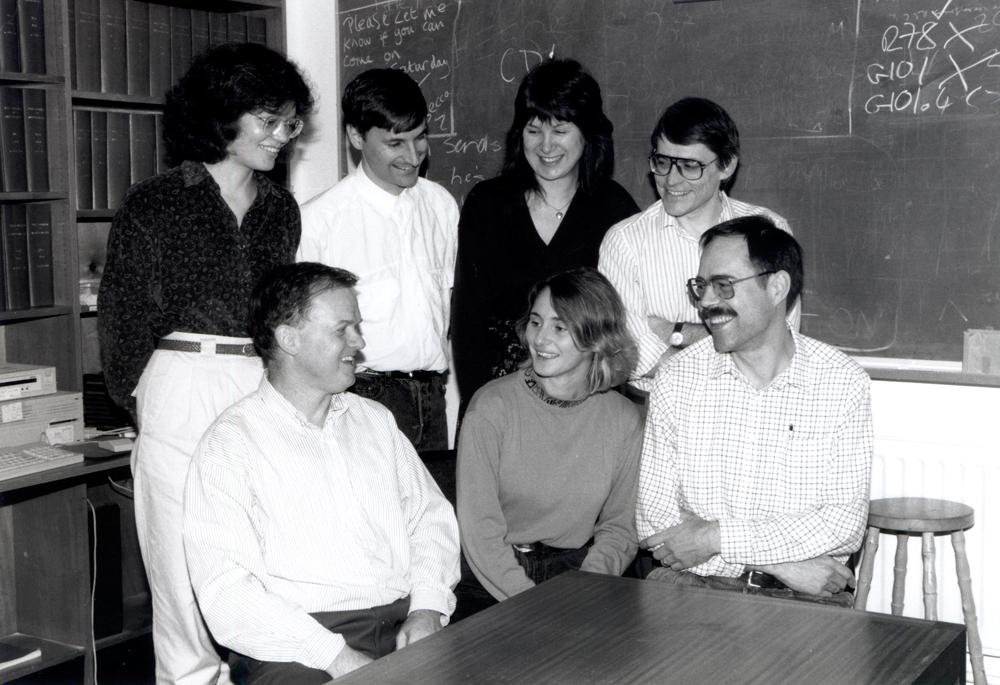 Davis lab oxford